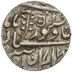 JODHPUR: Jaswant Singh, 1875-1895, AR 1/2 rupee (5.70g), Jodhpur, ND. VF-EF