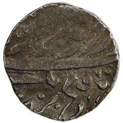 NABHA: Hira Singh, 1871-1911, AR gobindshahi rupee (10.92g), Nabha Lal, ND. VF-EF