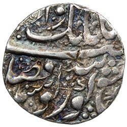 SIKH EMPIRE: AR nanakshahi rupee (11.09g), Amritsar, VS1856. VF
