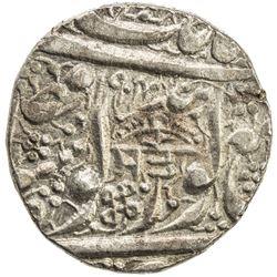 SIKH EMPIRE: AR nanakshahi rupee (11.15g), Amritsar, VS1904. AU