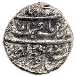 SIKH EMPIRE: AR rupee (11.49g), Multan, VS1832. VF-EF