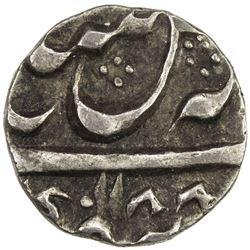 BENGAL PRESIDENCY: AR 1/8 rupee (1.45g), Murshidabad, AH1188 year 12. EF