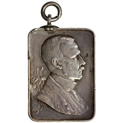 BRITISH INDIA: AR medal (10.95g), 1913. VF