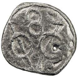 COCHIN: tin bazaruk (1.25g), ND (1724-95). VF