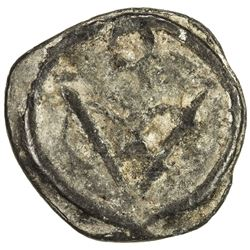 COCHIN: tin bazaruk (1.77g), ND (1724-95). F