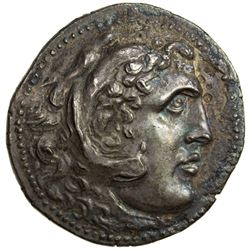 CARIA: Rhodes: Anonymous, circa 205-190 BC, AR tetradrachm (16.19g), Rhodos. EF