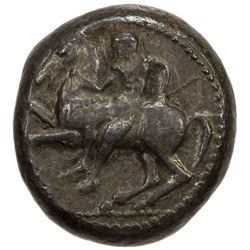 CILICIA: Kelenderis: Anonymous, circa 450-400 BC, AR stater (10.84g). VF-EF