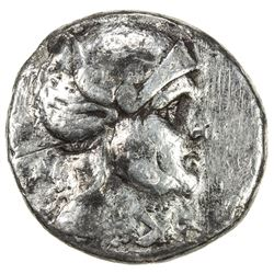 SELEUKID KINGDOM: Seleukos I Nikator, 312-280 BC, AR tetradrachm (15.41g), Susa. F