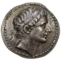 SELEUKID KINGDOM: Antiochos II Theos, 261-246 BC, AR tetradrachm (16.87g). VF-EF