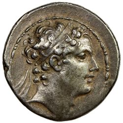 SELEUKID KINGDOM: Antiochos IV Epiphanes, 175-164 BC, AR tetradrachm (16.73g), Antioch on the Oronte