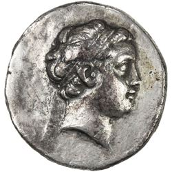 SELEUKID KINGDOM: Antiochos, son of Seleukos IV, ca. 175-170, AR tetradrachm (16.00g), Antioch on th