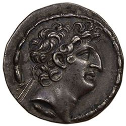 SELEUKID KINGDOM: Antiochos VIII Grypos, 121-96 BC, AR tetradrachm (15.72g), Antioch on the Orontes