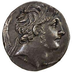 SELEUKID KINGDOM: Antiochos IX Philopator Kyzikenos, 114-96 BC, AR tetradrachm (15.54g). EF