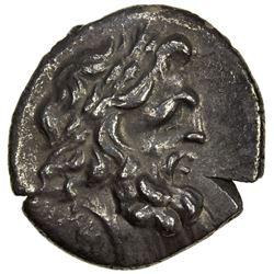 THESSALY (THESSALIAN LEAGUE): ca. 196-146 BC, AR double victoriatus (5.99g). VF