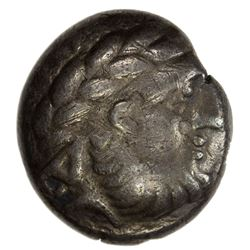 CELTIC CENTRAL EUROPE & ASIA MINOR: UNCertain tribe, 3rd-2nd Centuries BC, AR tetradrachm (10.09g),