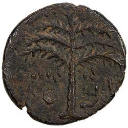 ANCIENT JUDEA: Bar Kochba Revolt, 132-135, AE 24 (8.43g), year 3 (=134/5 AD). F-VF