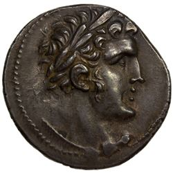 PHOENICIA: Anonymous, circa 126 BC to 66 AD, AR shekel (14.32g), Tyre, dated CY 53 (74/3 BC). EF