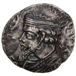 PARTHIAN KINGDOM: Phraataces & Musa, 2 BC - AD 4, BI tetradrachm (9.44g), Seleukeia on the Tigris mi