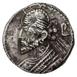 PARTHIAN KINGDOM: Vologases III, AD 105-147, AR tetradrachm (9.12g), Seleukeia, SE 434 (=122/23 AD).