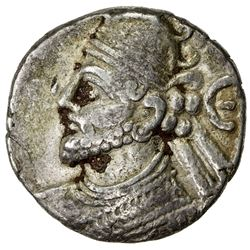 PARTHIAN KINGDOM: Vologases III, AD 105-147, AR tetradrachm (10.88g), Seleukeia, SE433 (121/22 AD).