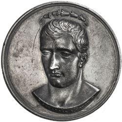 EGYPT: AR medal (37.89g), 1798. EF-AU