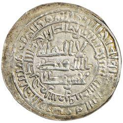 "VOLGA BULGAR: Anonymous, ca. 920-960, AR dirham (2.58g), ""Samarqand"", AH""292"". EF"