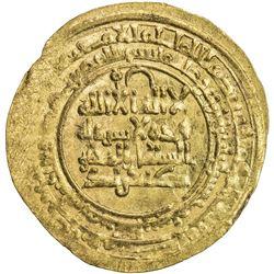 KAKWAYHID: Faramurz, 1041-1051, AV dinar (3.03g), Isbahan, AH435. UNC
