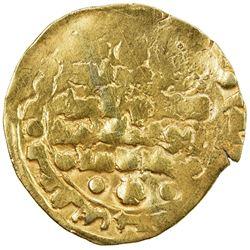 GHAZNAVID: Arslanshah, 1116-1117, AV dinar (3.63g) (Ghazna), AH509. F-VF