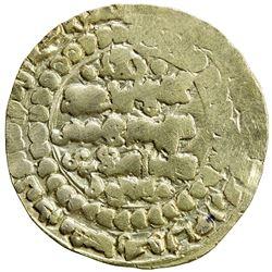 GHAZNAVID: Arslanshah, 1116-1117, AV dinar (5.46g) (Ghazna), AH510. VF