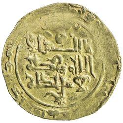 GREAT SELJUQ: Bayghu, 1043-1056, AV dinar (2.75g), Herat. VF