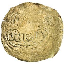 GREAT MONGOLS: Mongke, 1251-1260, AV broad dinar (5.63g), NM, ND. EF