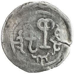 CHAGHATAYID KHANS: temp. Qaidu, 1270-1302, AR dirham (1.88g), Andigan, ND. VF
