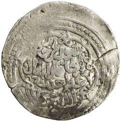 CHAGHATAYID KHANS: Yesun Timur, 1336-1340, AR dinar (8.02g), Samarqand, AH740. VF