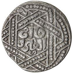 ILKHAN: Anonymous Qa'an al-'Adil, AR dirham (2.71g), Isfarayin, ND. EF