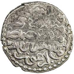 ILKHAN: Arghun, 1284-1291, AR dirham (2.73g), Jurjan, AH690. VF