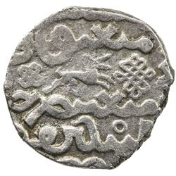ILKHAN: Arghun, 1284-1291, AR 1/2 dirham (1.24g), [Tus], AH68x. VF