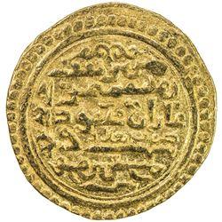 ILKHAN: Ghazan Mahmud, AV dinar (4.40g), Baghdad, AH702. VF-EF