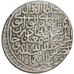 SAFAVID: Isma'il I, 1501-1524, AR shahi (9.46g), Herat, AH916//916. VF