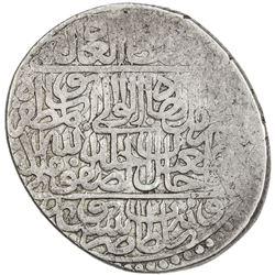 SAFAVID: Isma'il I, 1501-1524, AR shahi (9.33g), Nishapur, ND. VF