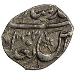 SAFAVID: 'Abbas I, 1588-1629, AR bisti (0.75g), Baghdad, AH1033. VF