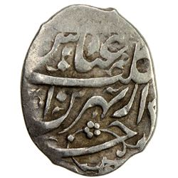 SAFAVID: 'Abbas I, 1588-1629, AR bisti (0.74g), NM, ND. VF