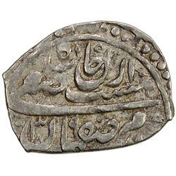 SAFAVID: Safi I, 1629-1642, AR bisti (0.76g), Isfahan, AH1039. VF-EF