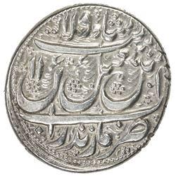 SAFAVID: Isma'il III, 1750-1756, AR rupi (11.53g), Mazandaran, AH1166. EF