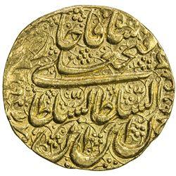 QAJAR: Fath 'Ali Shah, 1797-1834, AV toman (4.36g), Isfahan, AH1231. EF