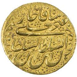 QAJAR: Fath 'Ali Shah, 1797-1834, AV toman (4.62g), Yazd, AH1233. EF