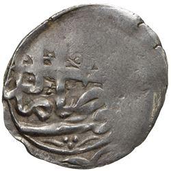 SHIRVAN: Qasim Khan, 1789-1794, AR abbasi (1.90g), Shamakhi, AH1208. EF