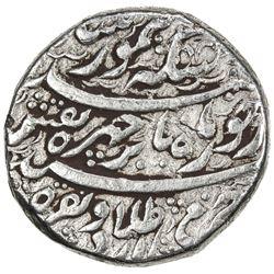 DURRANI: Taimur Shah, 1772-1793, AR rupee (10.99g), Balkh, year 12. F-VF