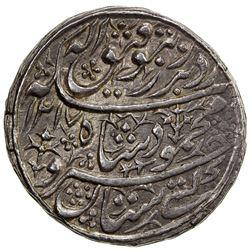 DURRANI: Mahmud Shah, 1st reign, 1801-1803, AR double rupee (23.02g), Bahawalpur, AH 1217 year 1. AU