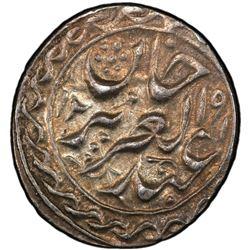 SINKIANG: Ya'qub Beg, 1865-1877, AR 1/2 miscal, Kashgar, AH1291. PCGS MS62