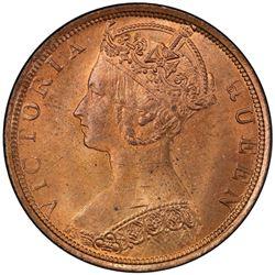 HONG KONG: Victoria, 1841-1901, AE cent, 1901-H